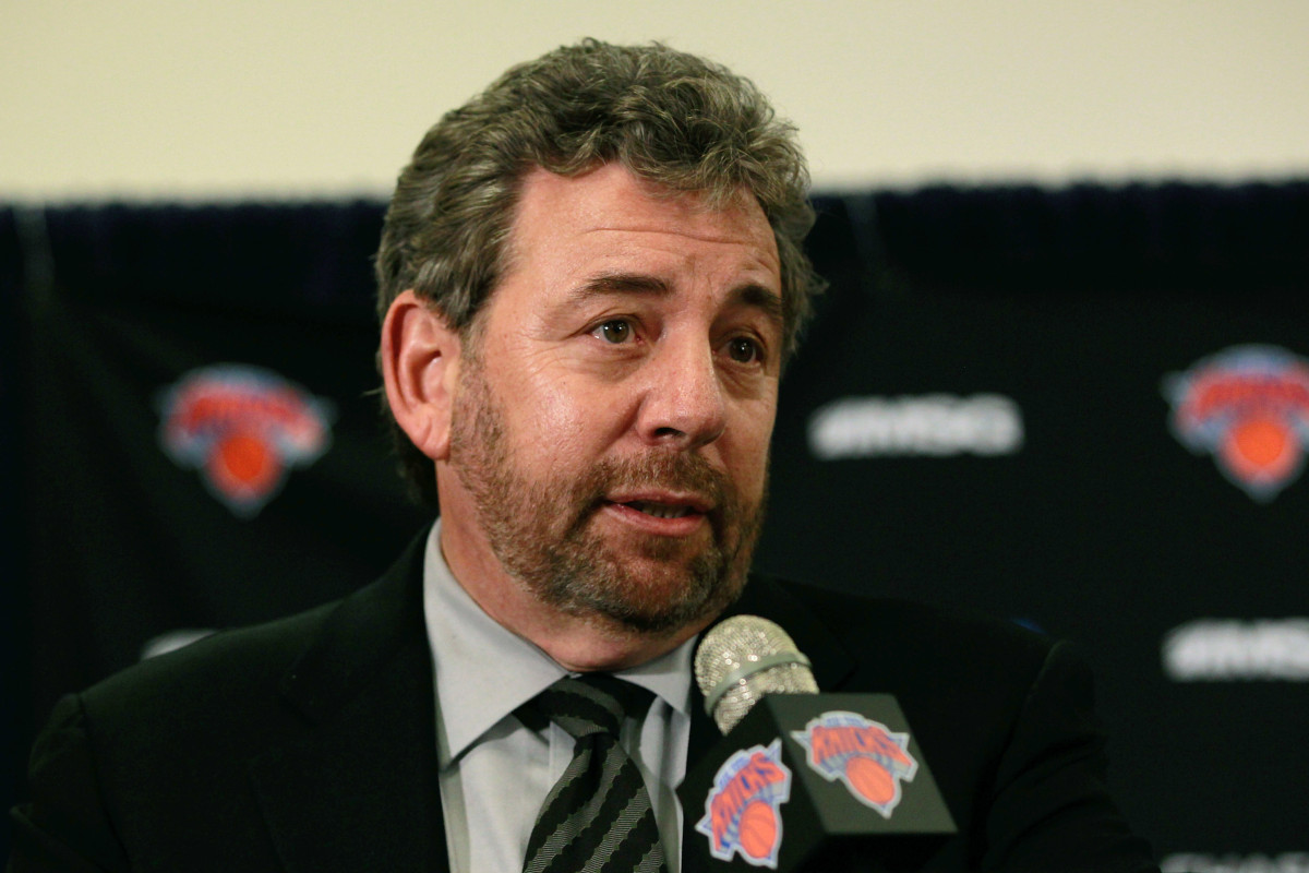 James Dolan writes a second email to Knicks after a backlash