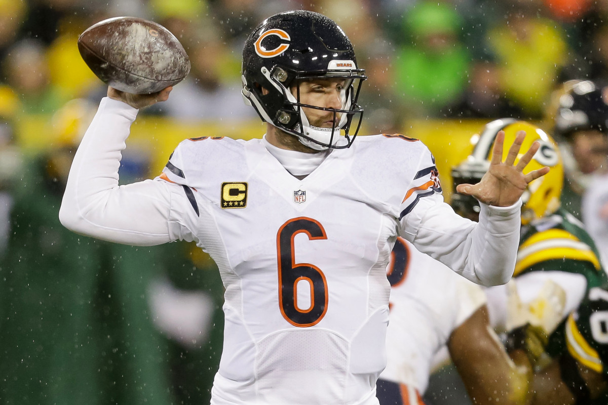 Jay Cutler is somehow among the most influential players in the Chicago Bears