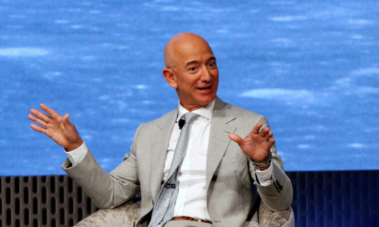 Jeff Bezos claps back at Amazon customer who said 'All Lives Matter'