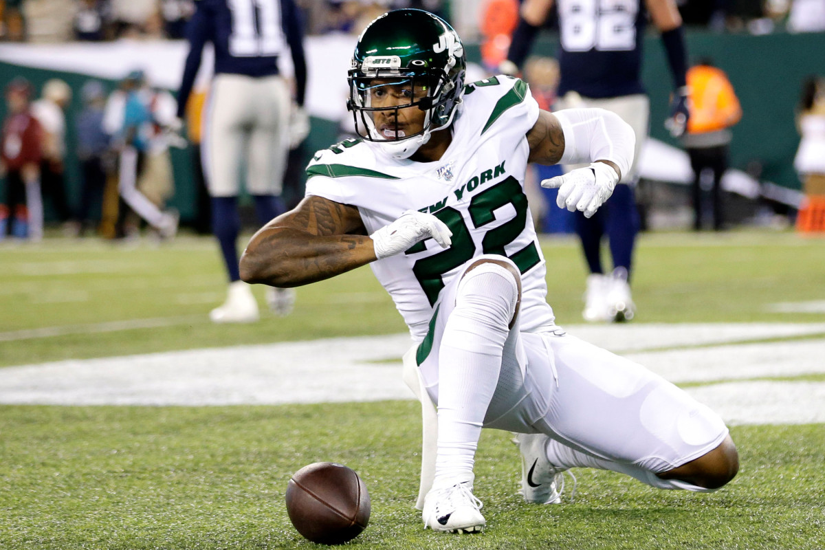 Jets capable of splashing late with $ 11 million off Trumaine Johnson
