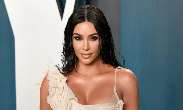 Kim Kardashian is in talks with Coty about a new line of cosmetics.