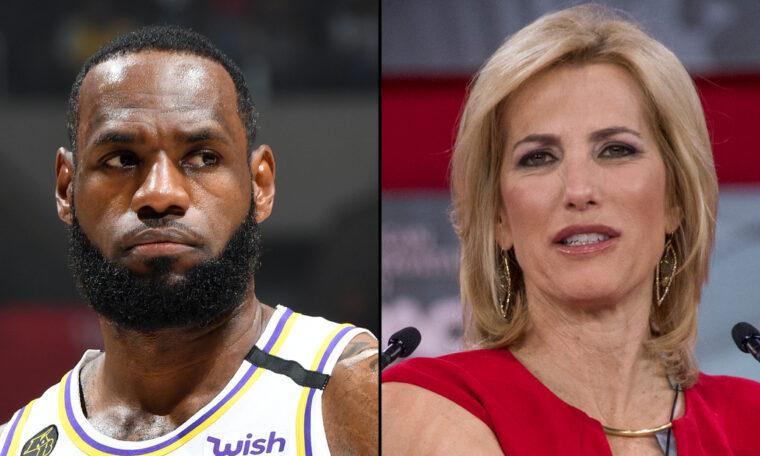 LeBron James calls out Fox News host Laura Ingraham for defense of Drew Brees