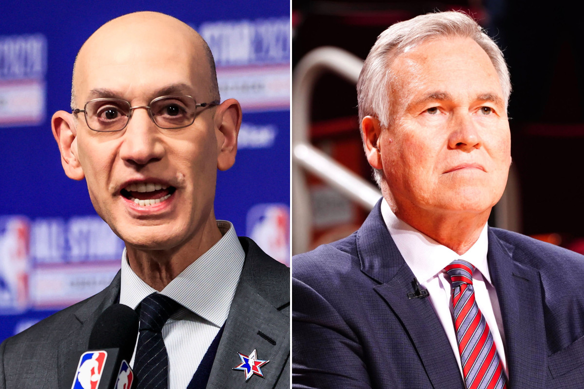 NBA senior coaches were upset by possible new bench rules