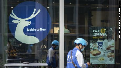 Luckin Coffee Co-Founder Apologizes For Accounting Scandal And Vows To Fight To Save Company
