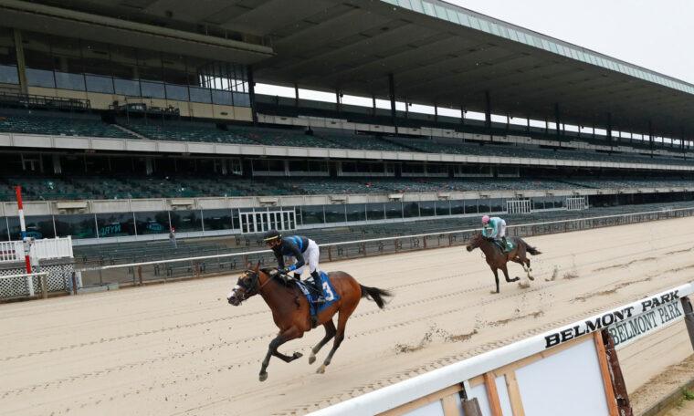 New York sport makes long-awaited return at Belmont Park