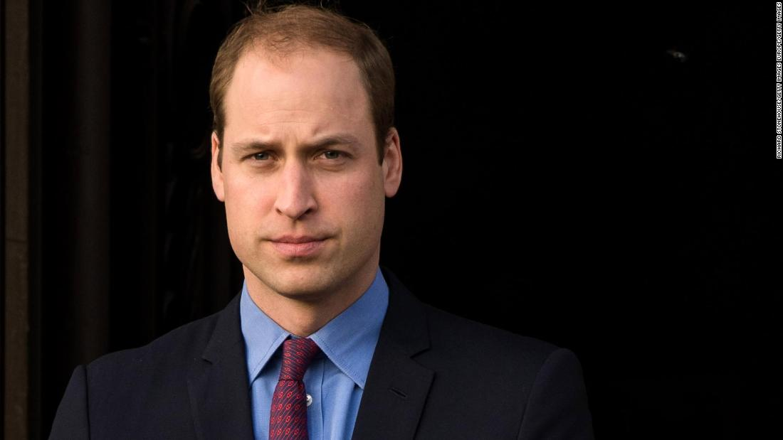 Prince William has been secretly volunteering for a mental crisis hotline