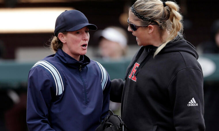 Rutgers softball needs change, but not discipline, report says