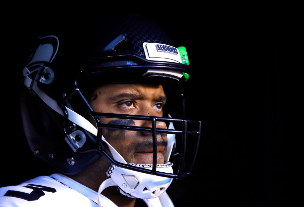 Seahawks' Russell Wilson talks about career after avoiding football