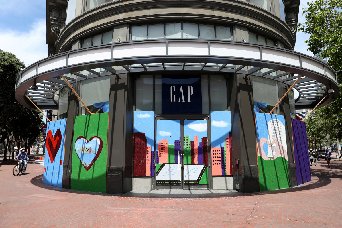 Simon Property sues Gap for not paying rent during coronavirus crisis