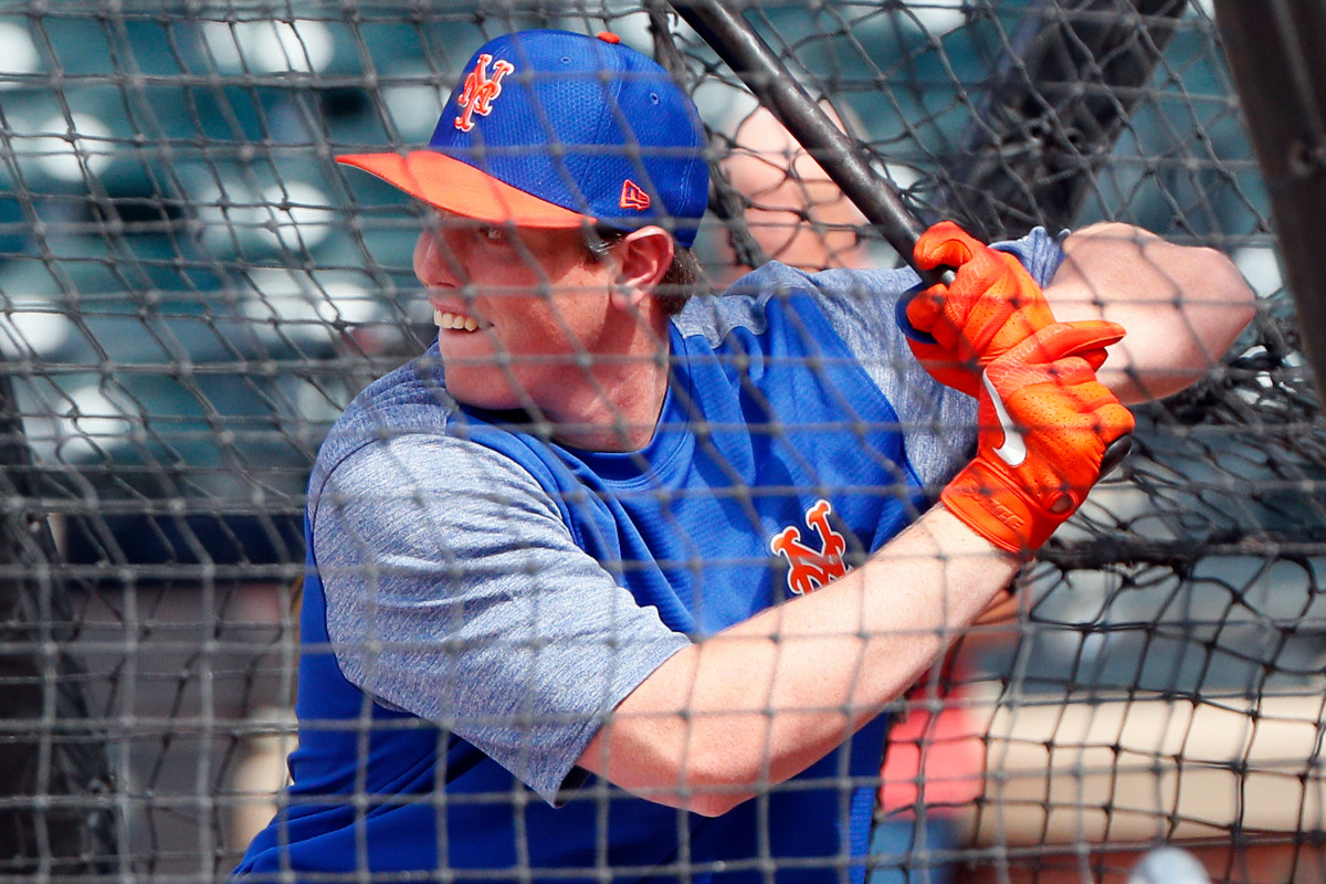 The Mets could have David Wright's worthy successor at Brett Baty