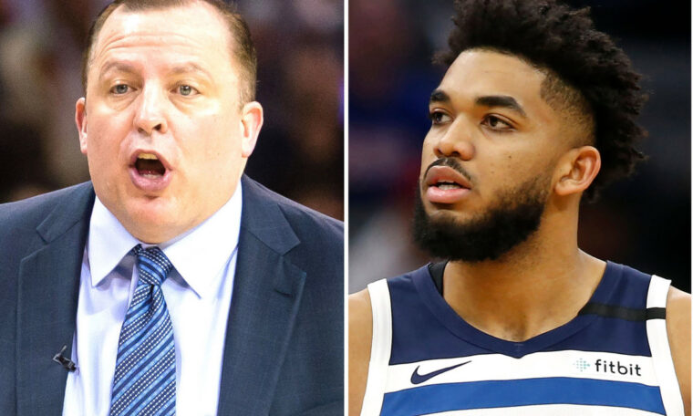 Tom Thibodeau hiring likely would mean no Karl-Anthony Towns