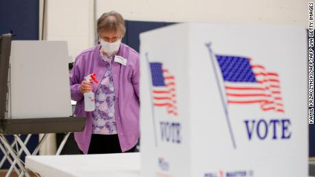 Mail voting cases that could decide the 2020 elections