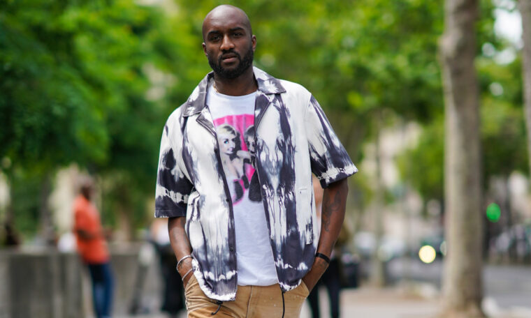 Virgil Abloh criticized for donating only $ 50 to protesters