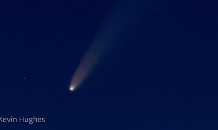 Last chance to see Comet Neowise above UK for 6,800 years