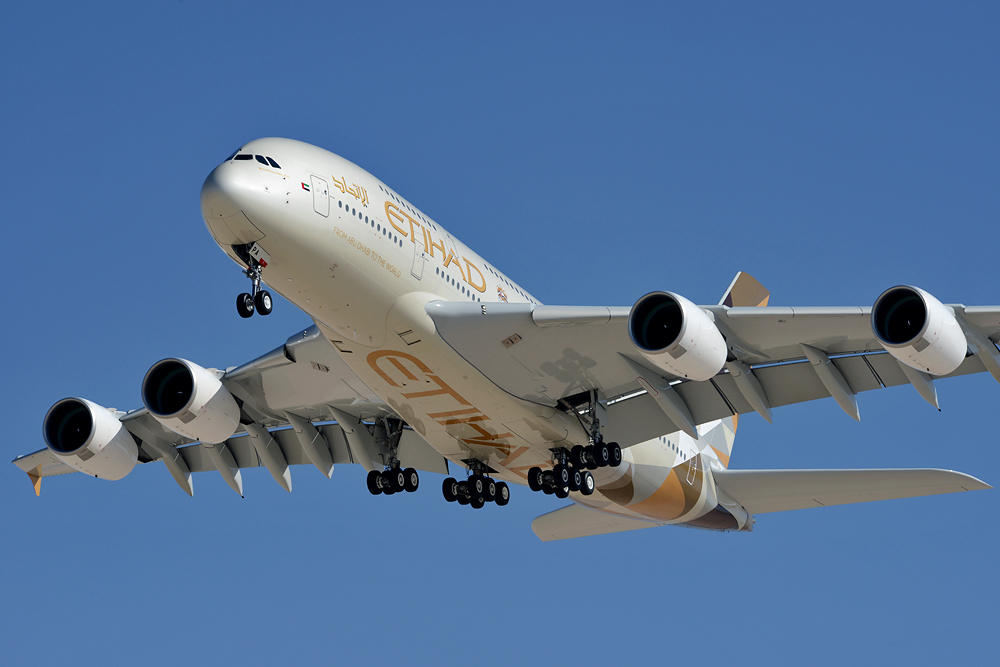 "Major Airlines Operating A380 ""Ghost Flights"""