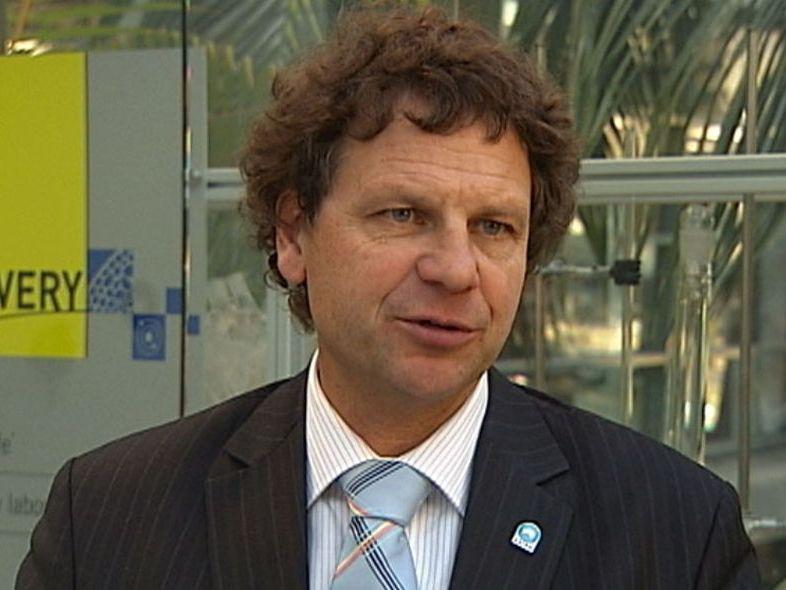 CSIRO chairman Simon McKeon