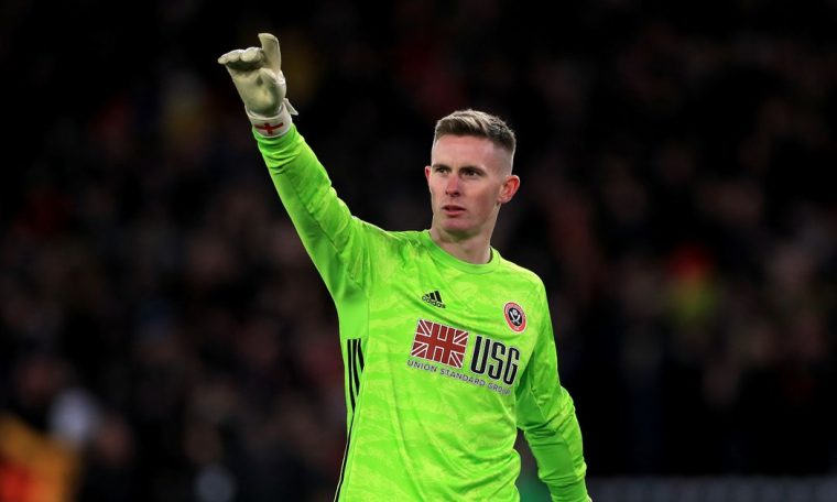 Dean Henderson Man Utd contract talks 'reach crucial stage' amid Chelsea transfer interest