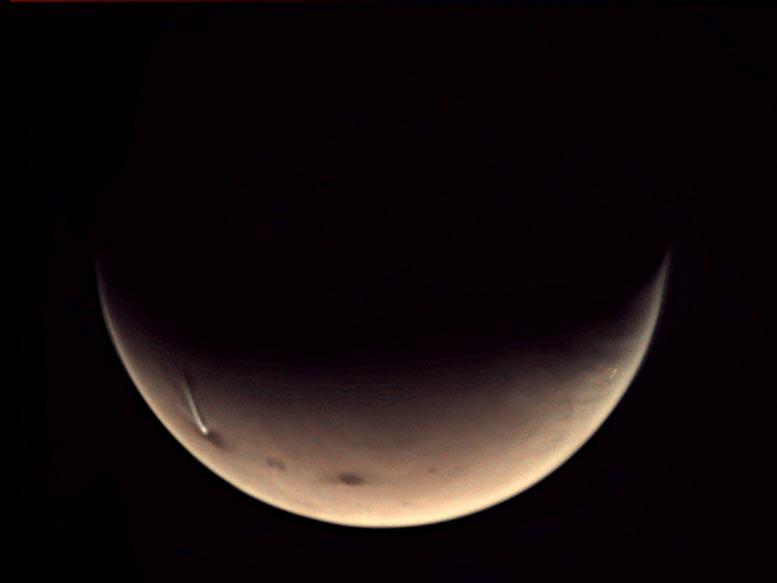 Mars Cloud July 17