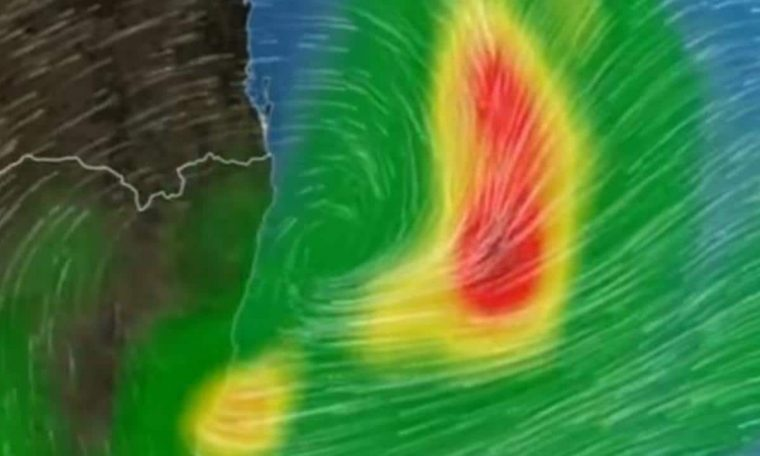BOM: Qld records wettest July weekend since 2005