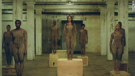 Beyoncé's intentional blackness evolves in 'Black Is King'