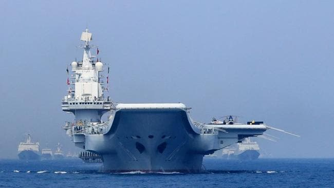 China aggressively responds to Australia's opposition to South China Sea claims