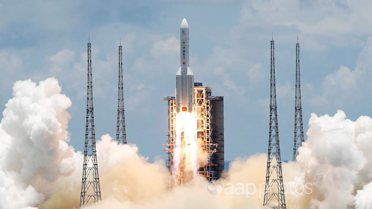 China succesfully launches probe to Mars – Australian Associated Press