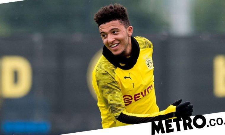 Dortmund eye Man Utd flop and Arsenal target Depay as Jadon Sancho replacement