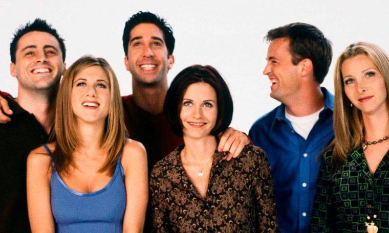 'Friends' reunion could start filming next month, David Schwimmer says