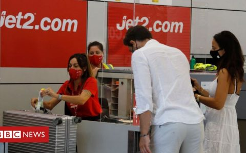 Jet2 tells some holidaymakers in Spain to come home early