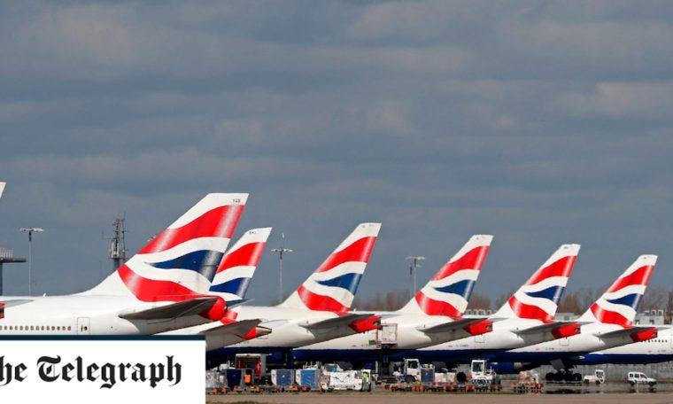 Travel stocks tumble on Spanish quarantine rules – live updates