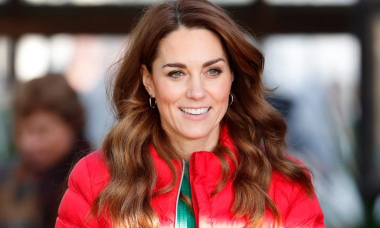 Kate Middleton visits Peterley Manor Farm in 2019