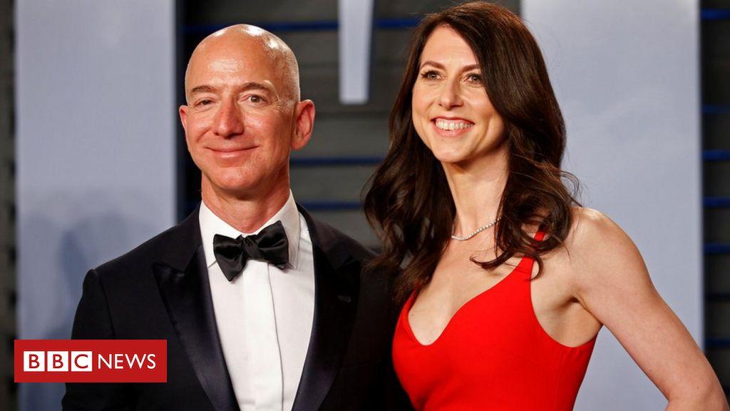 MacKenzie Scott donates $1.7bn since Amazon boss divorce