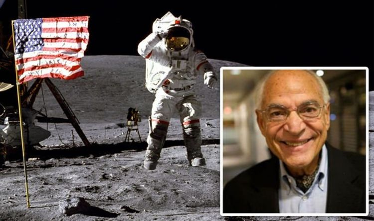 Moon landing: Apollo 11 scientist shows off secret Moon landing photos | Science | News