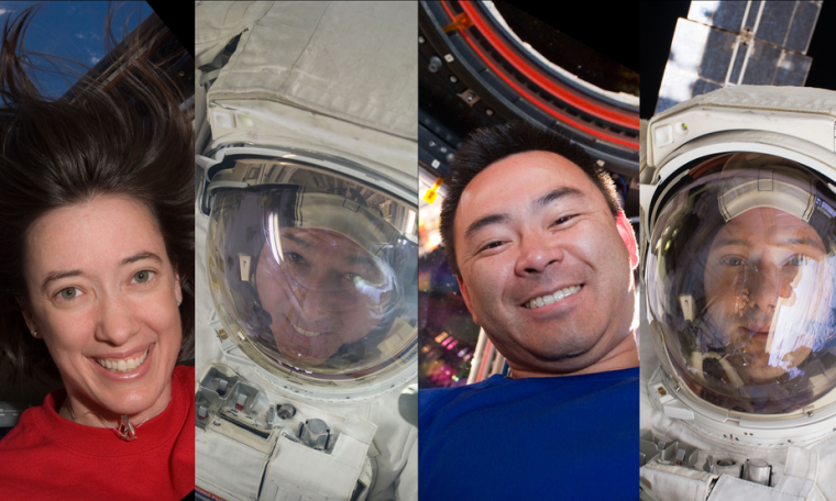 NASA reveals the astronauts who will fly on SpaceX's second operational Crew Dragon spacecraft mission