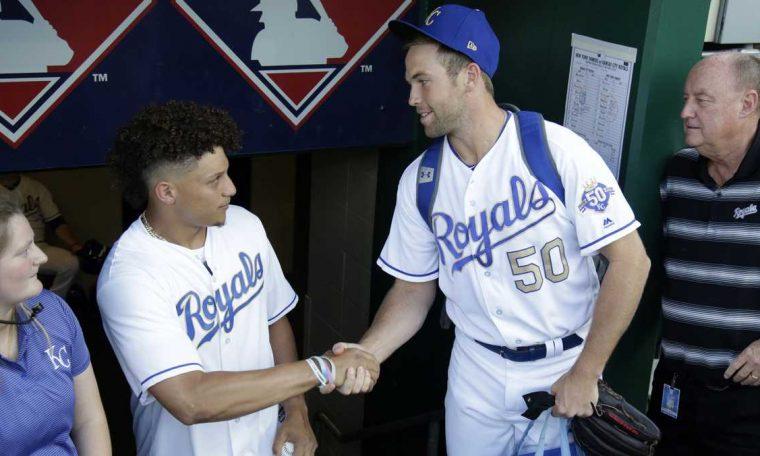 Patrick Mahomes joins Kansas City Royals ownership group