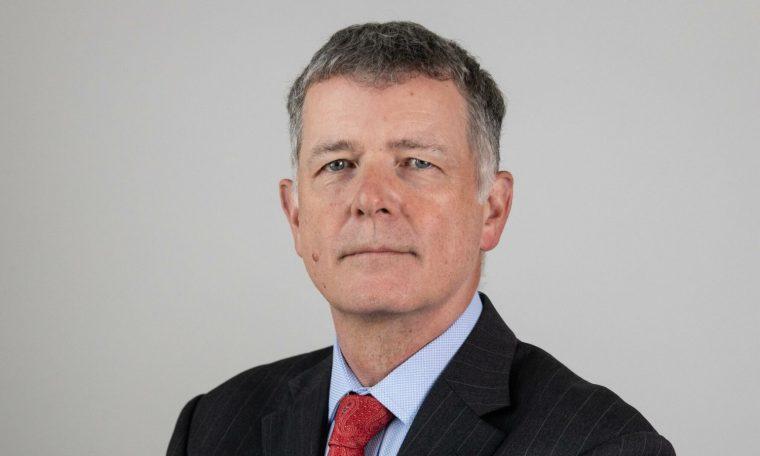 Richard Moore, the new head of MI6