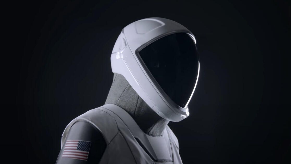 SpaceX explains the sleek Crew Dragon spacesuits worn by NASA astronauts
