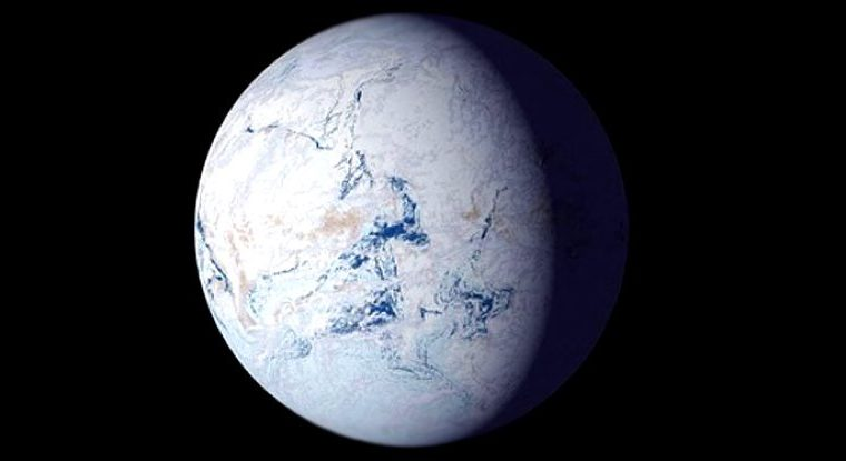 Rapid Loss of Sunlight Could Have Unleashed Snowball Earth Events in The Past