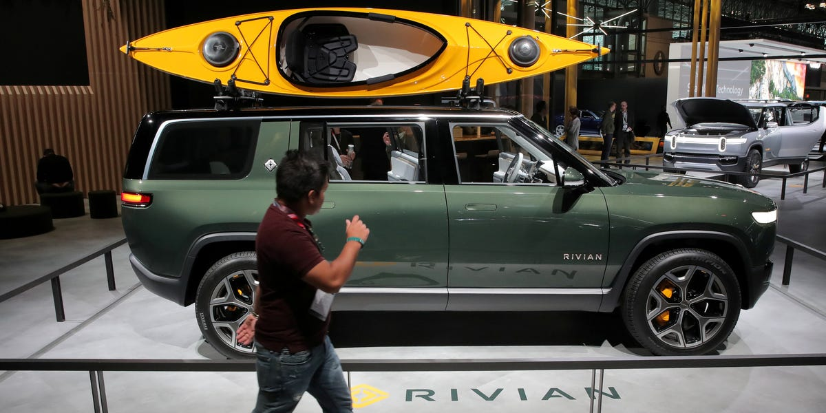 Tesla sues Rivian alleging trade secret theft by former employees