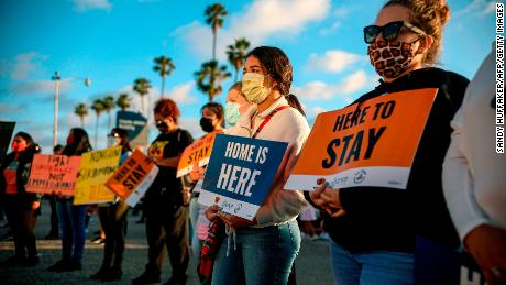 A judge ordered the US to accept new DACA applications. It's unclear if the Trump administration will