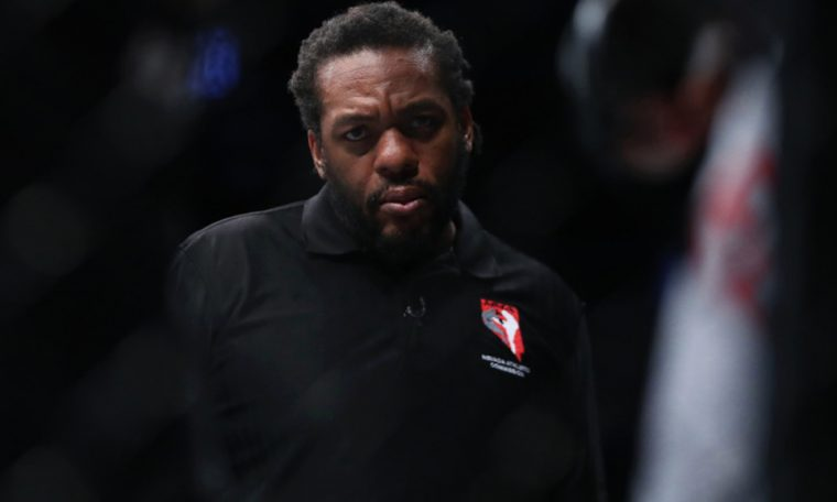 UFC to address Dan Hardy-Herb Dean incident