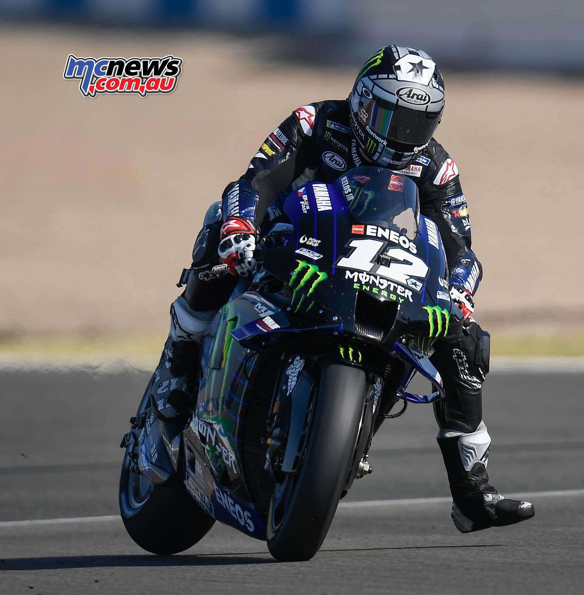 Vinales tops FP3 with new lap record | Marc P20 | MCNews.com.au