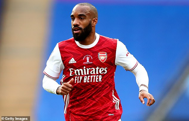 StrikerAlexandre Lacazette could be sold if a suitable offer is made for the Frenchman