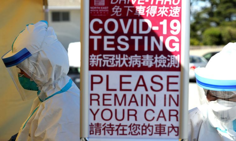 Coronavirus updates: Bay Area county forced to close more indoor businesses