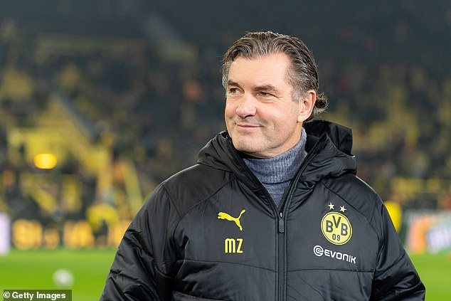 Dortmund's sporting director Michael Zorc has hit back at Hoeness's 'arrogant' remarks, focusing on Bayern's ability to spend £225m extra every year than their rivals