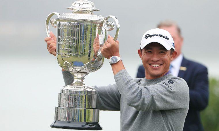 PGA: Collin Morikawa's stunning finish lands maiden major at Harding Park | Golf News