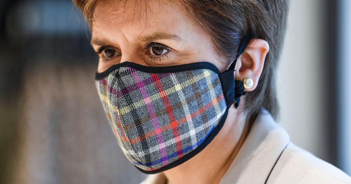 Nicola Sturgeon says sorry to pupils in major climbdown on exams scandal