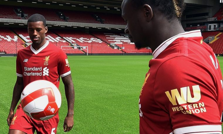 Why Liverpool may start season without sleeve sponsor on new Nike kit