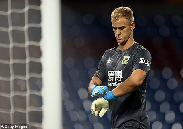 Hart is expected to take a cut on the £50,000-a-week wages he was earning at Burnley