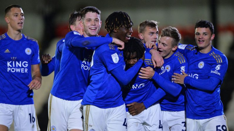 EFL Trophy draw: Leicester City, Liverpool, Man United, Arsenal and the teams they could face